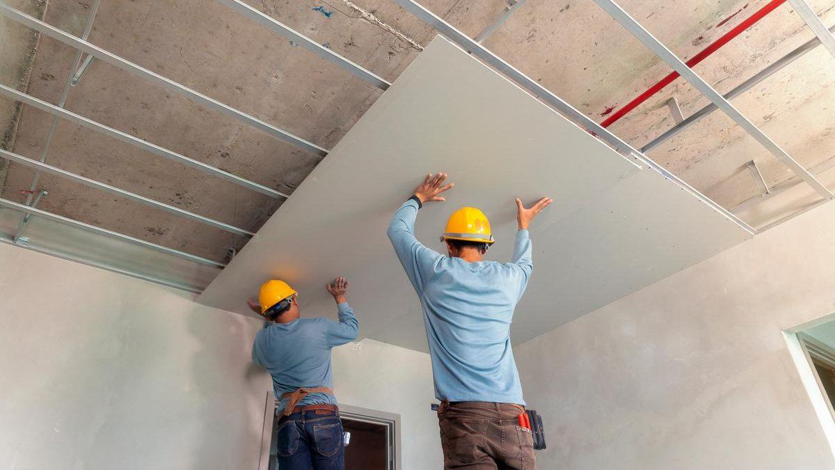 Rénover un plafond : quelles sont les solutions ?